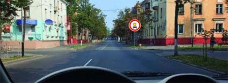 Движение транспортных средств с взрывчатыми и легковоспламеняющимися грузами запрещено