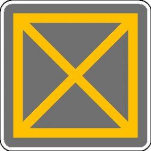дорожный знак 3-34д
