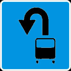 Знак 5.14.3Д