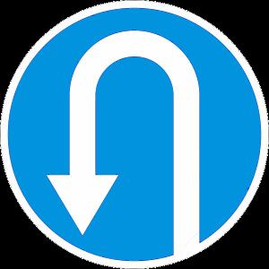 дорожный знак 4-1-7-д