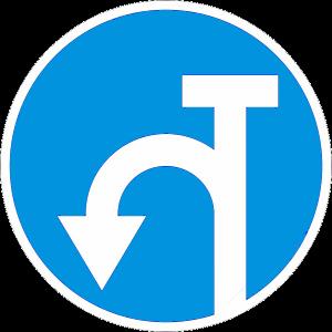 дорожный знак 4-1-8-д